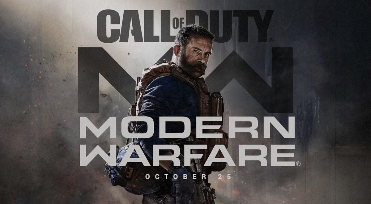 تریلر زمان عرضه Call of Duty Modern Warfare منتشر شد