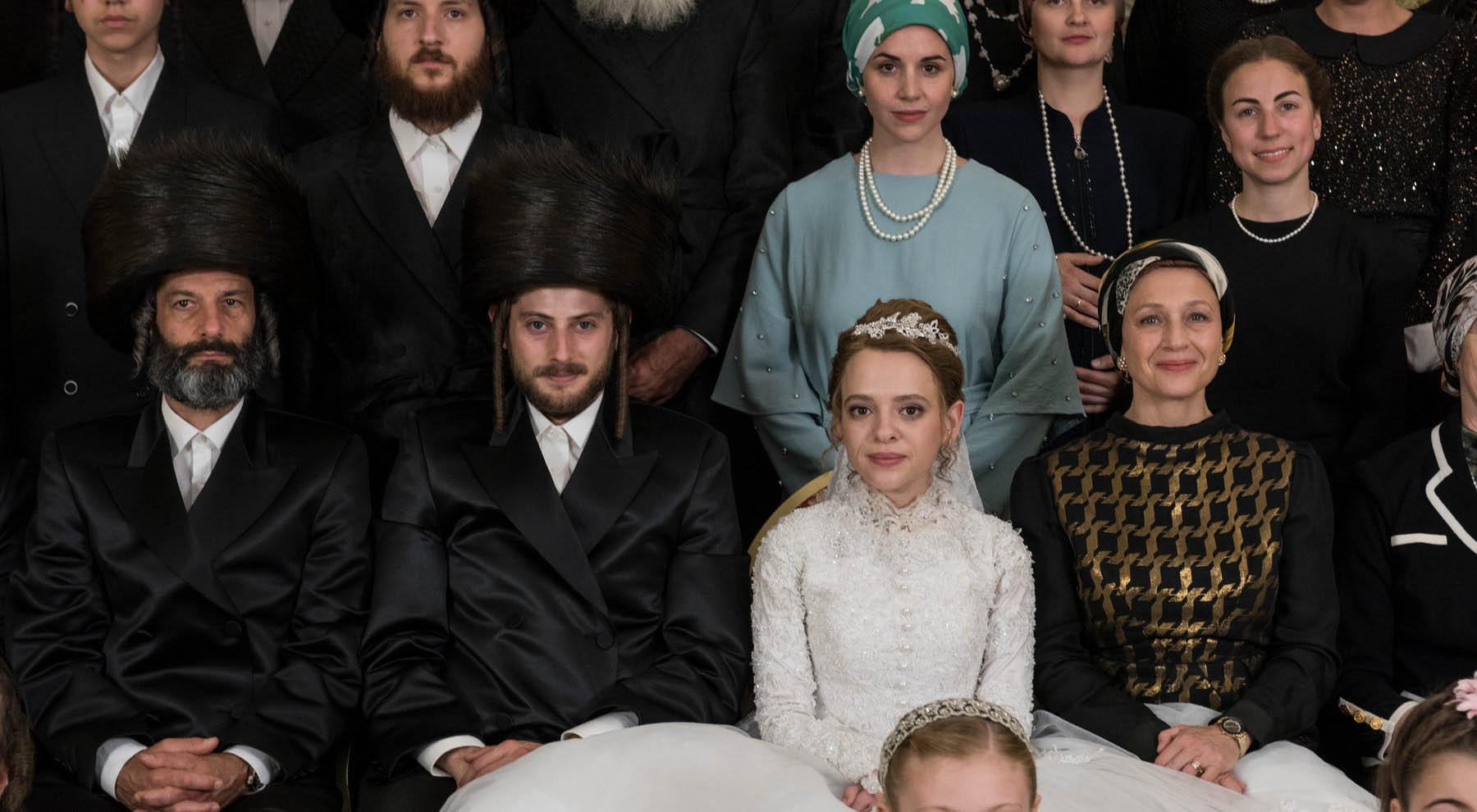 جشن عروسی فرزند خاخام یهودی در بروکلین نیویورک آمریکا