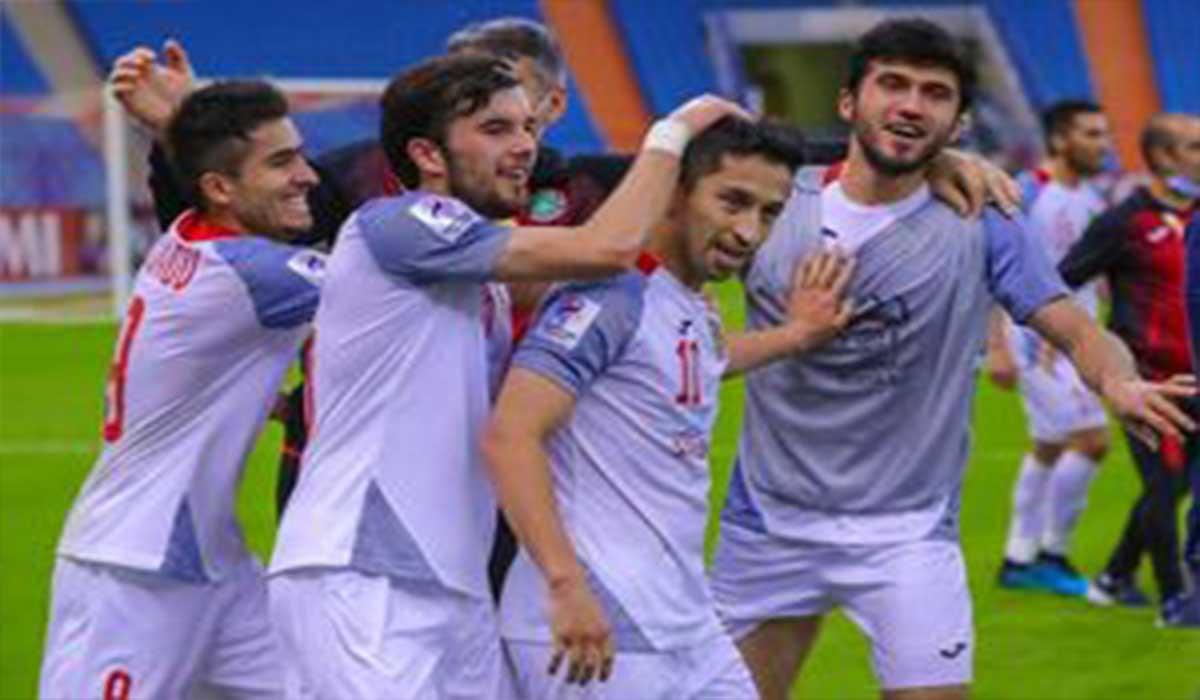 کلیپ باشگاه استقلال تاجیکستان!