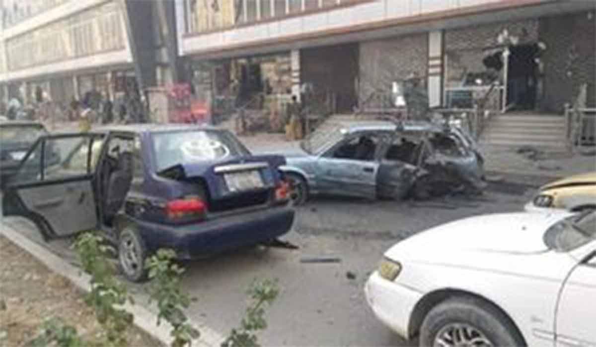 حمله مرگبار تروریست ها به کابل!