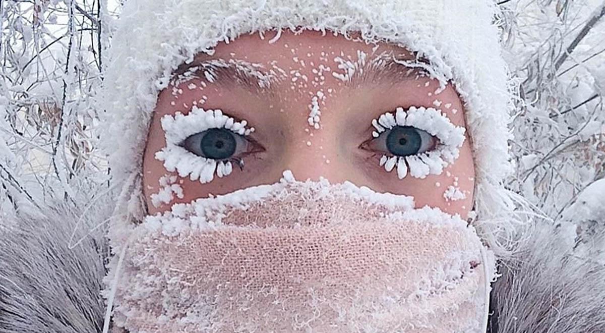 زندگی در دمای منفی 53 درجه