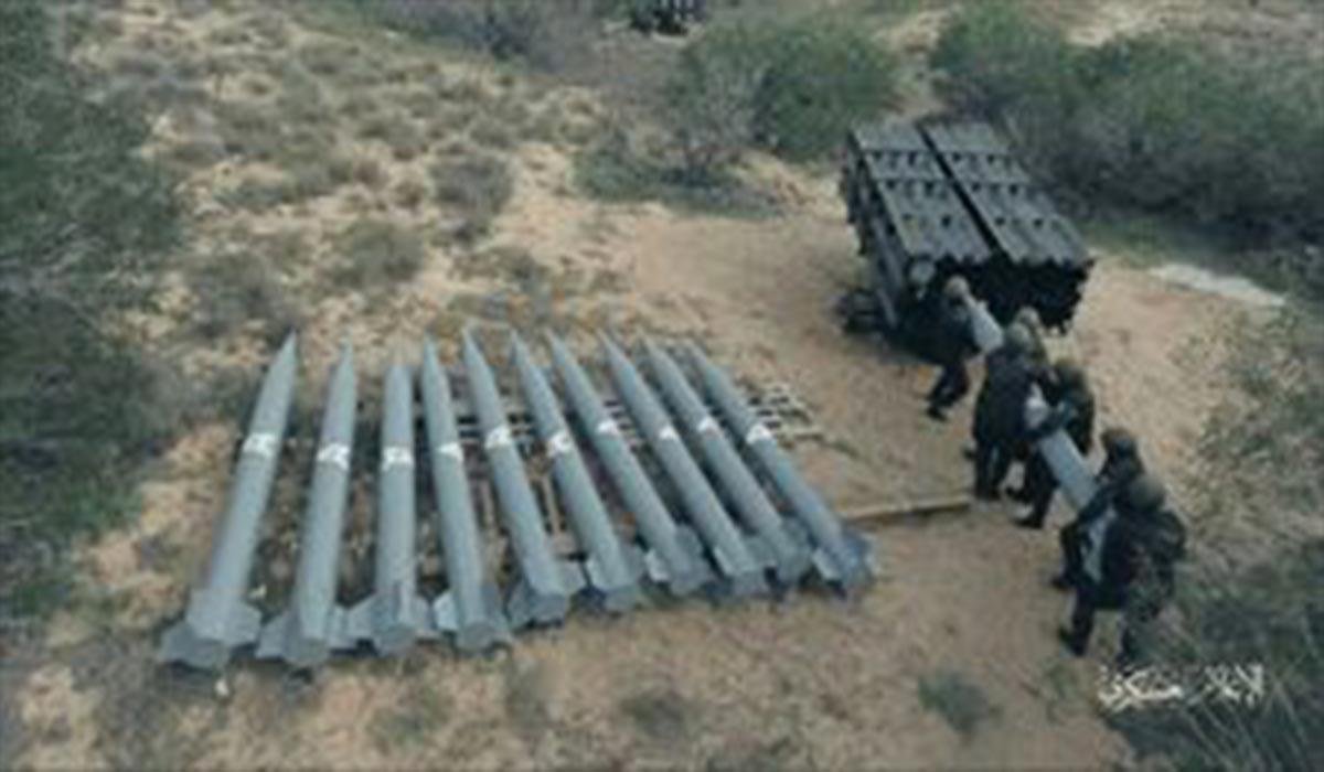 شلیک ۲۵۰ موشک یعنی هشدار به اسرائیل!