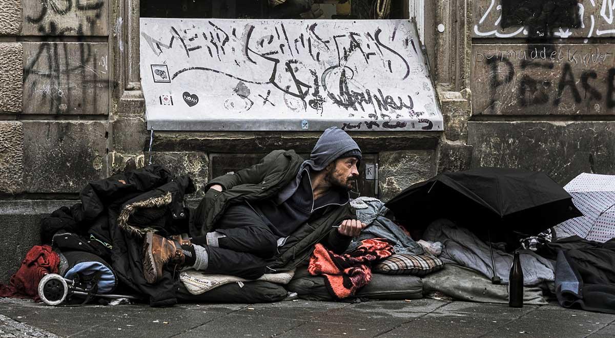 وضعیت اسفناک بیخانمانهای آمریکا با شیوع ویروس کرونا