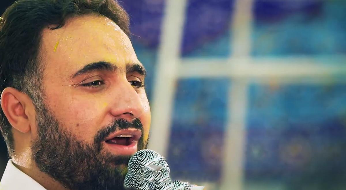 غدیر خم   محمد فصولی: تو زیبایی و من زیبا پرستم