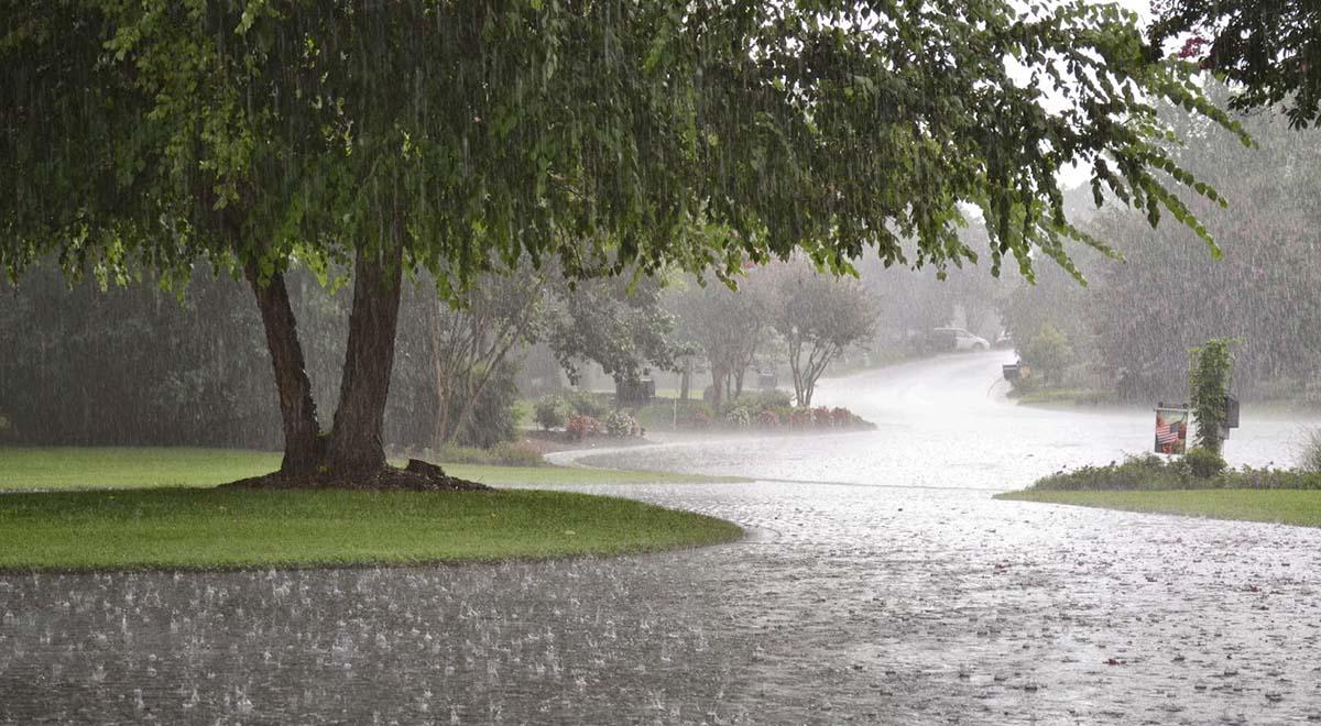 ویدئوی دیدنی از بارش حیرت برانگیز تگرگ