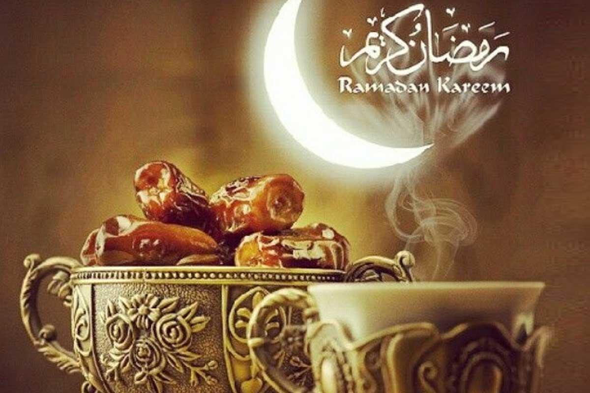 وضعیت واتساپ حلول ماه رمضان/ محمد علیزاده