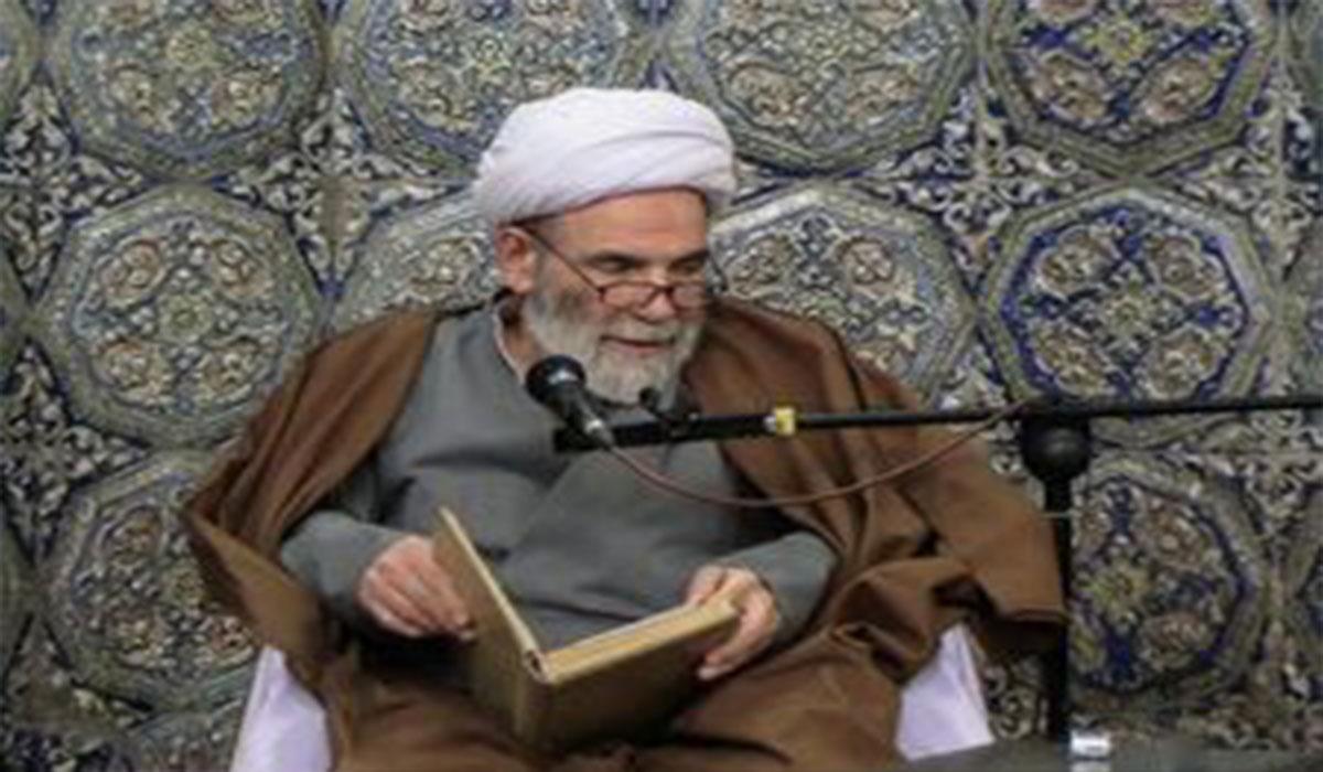 عمل بر دعا/آقا مجتبی تهرانی
