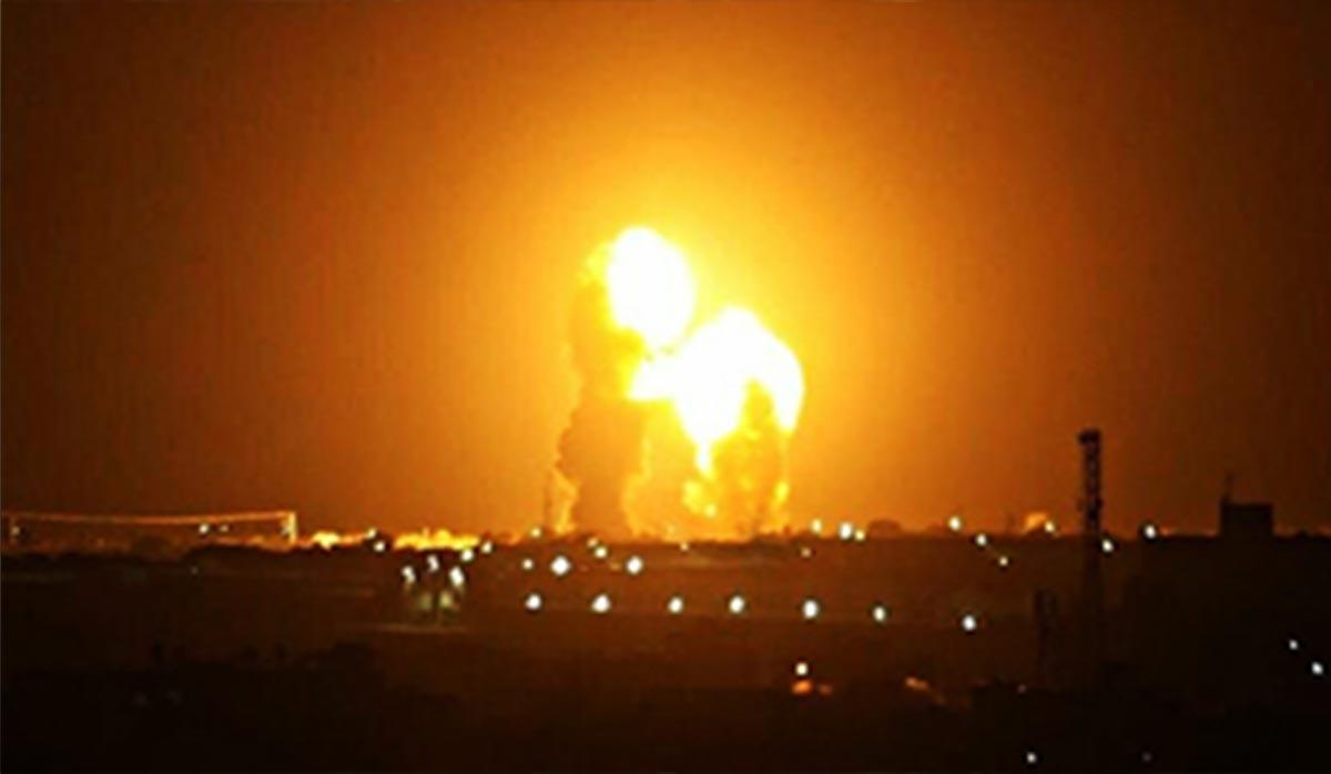 فیلمی متفاوت از داخل پایگاه عین الاسد در لحظه حمله موشکی ایران