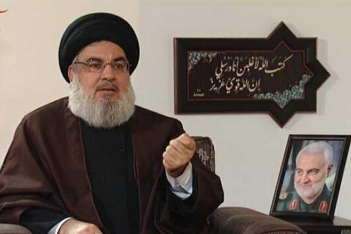 سیدحسن نصرالله: جان مرا بگیر و او را رها کن