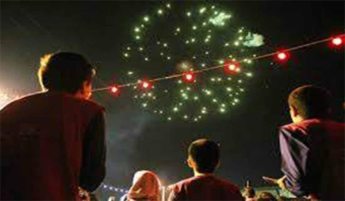 نورپردازی بسیار زیبا در افتتاحیه جشنواره فیلم کودک و نوجوان