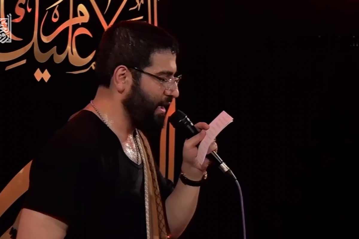 یارالی حسین/ محرم1400: سیب سرخی