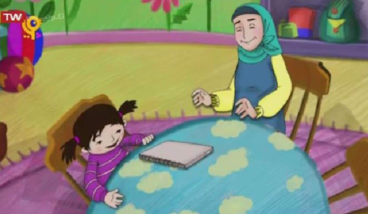 ترانه کودکانه | مداد رنگی