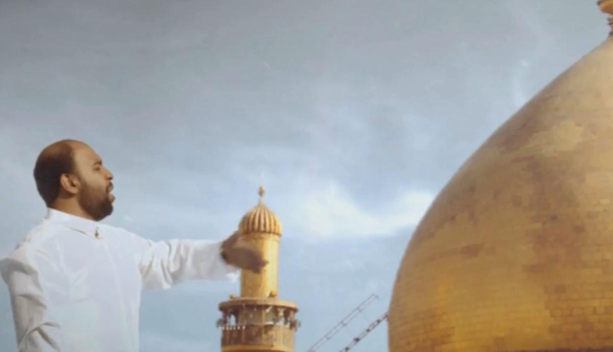 نماهنگ عید غدیر | حسن کاتب: حق با علیه ... (فارسی ، عربی)