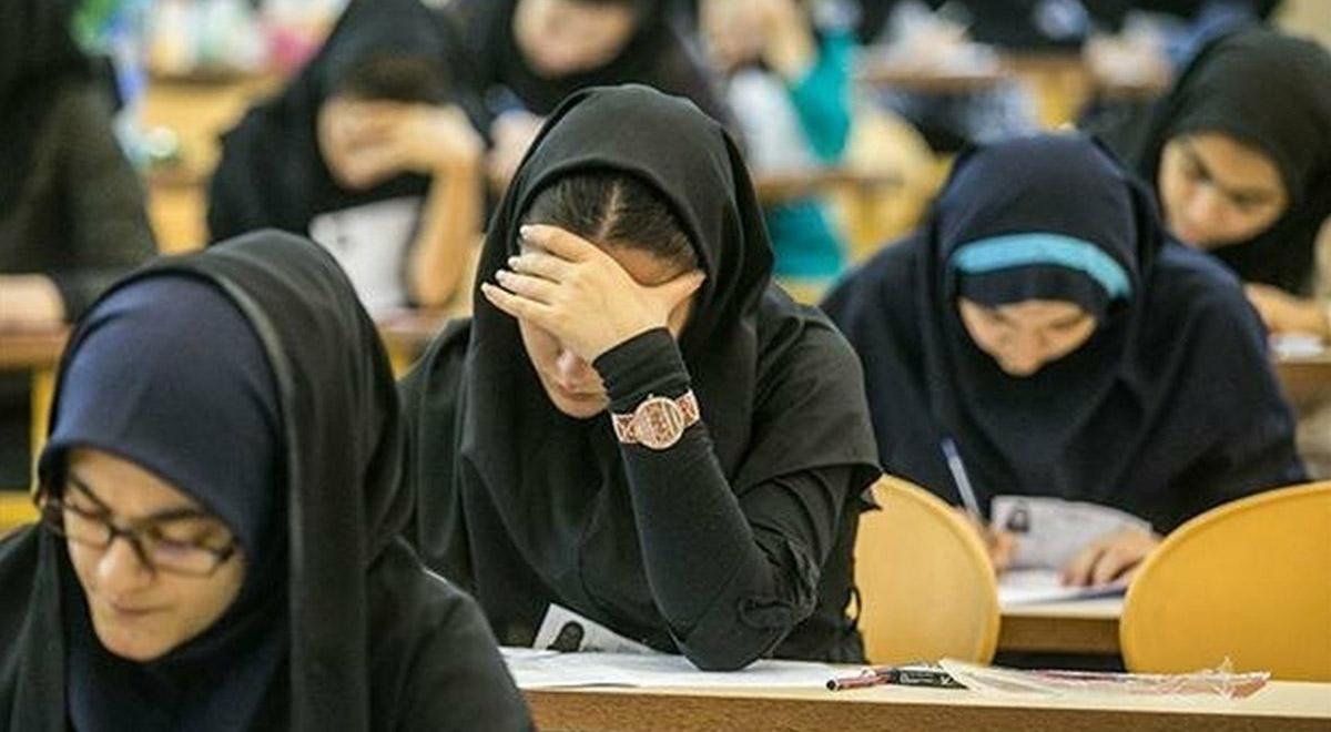 نحوه پیادهسازی پروتکلهای بهداشتی ابلاغی در برگزاری امتحانات نهایی دانش آموزان