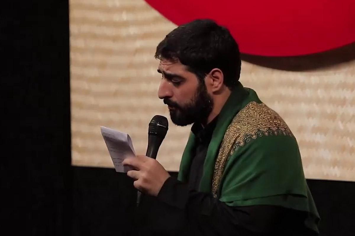مداحی محرم 98/ بنی فاطمه: و جای تیر را ترمیم کردم (مناجات)