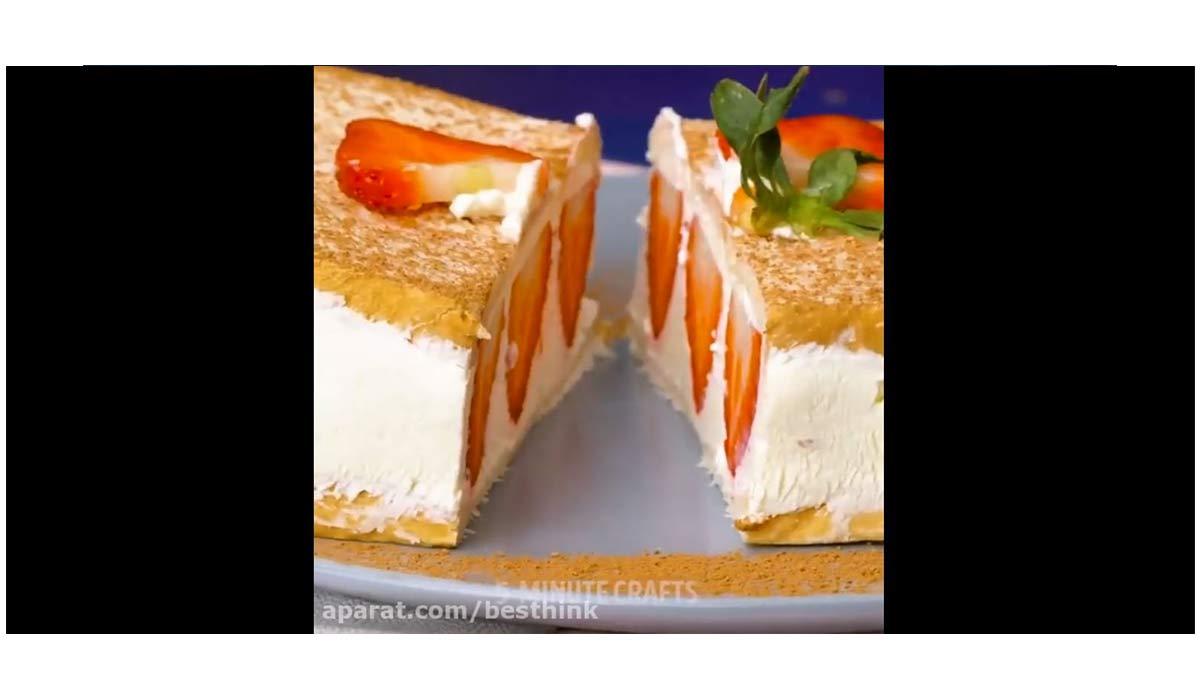 ترفند | طرز تهیه کیک و غذاهای خوشمزه تخم مرغی