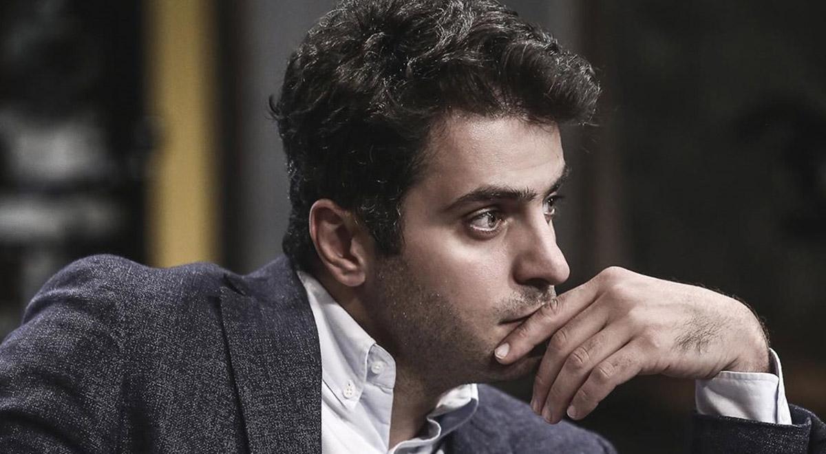 توضیحات علی ضیا درباره قطع سخنان امیر حسین رستمی