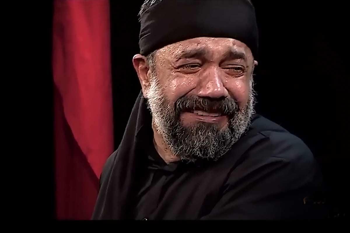 مداحی سوزناک حاج محمود کریمی به مناسبت شهادت حضرت رقیه(س)