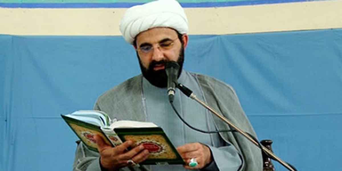 حیات علم اهل بیت(علیه السلام) هستند | حجت الاسلام مهدوی ارفع