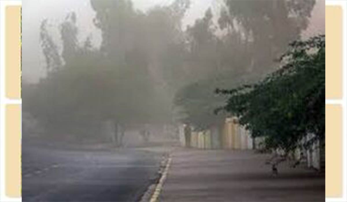 علت بادهای تند تهران!