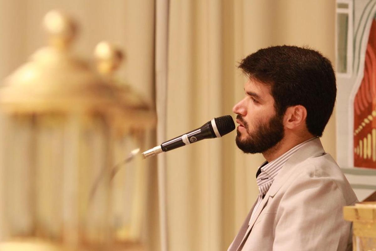 مداحی عید غدیر/ مطیعی: پر از سؤال بیا تا غدیر را بشناسی (مدح)