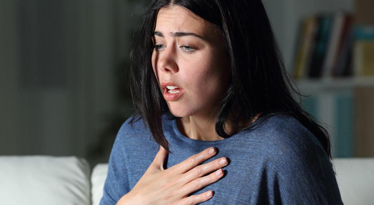 مهمترین شاخصه کرونا تنگی نفس است/ منظور از تنگی نفس چیست؟