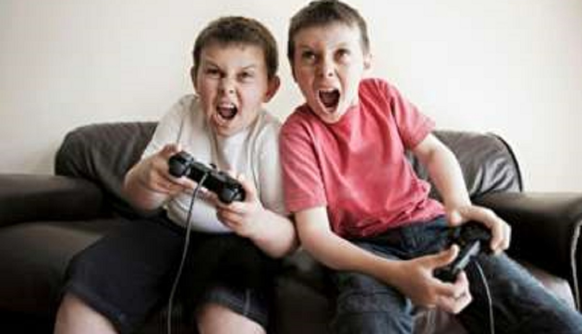 مضرات بازیهای ویدیویی برای کودکان