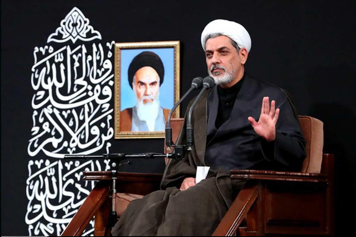 سخنرانی شب عاشورای حسینی (علیهالسلام)