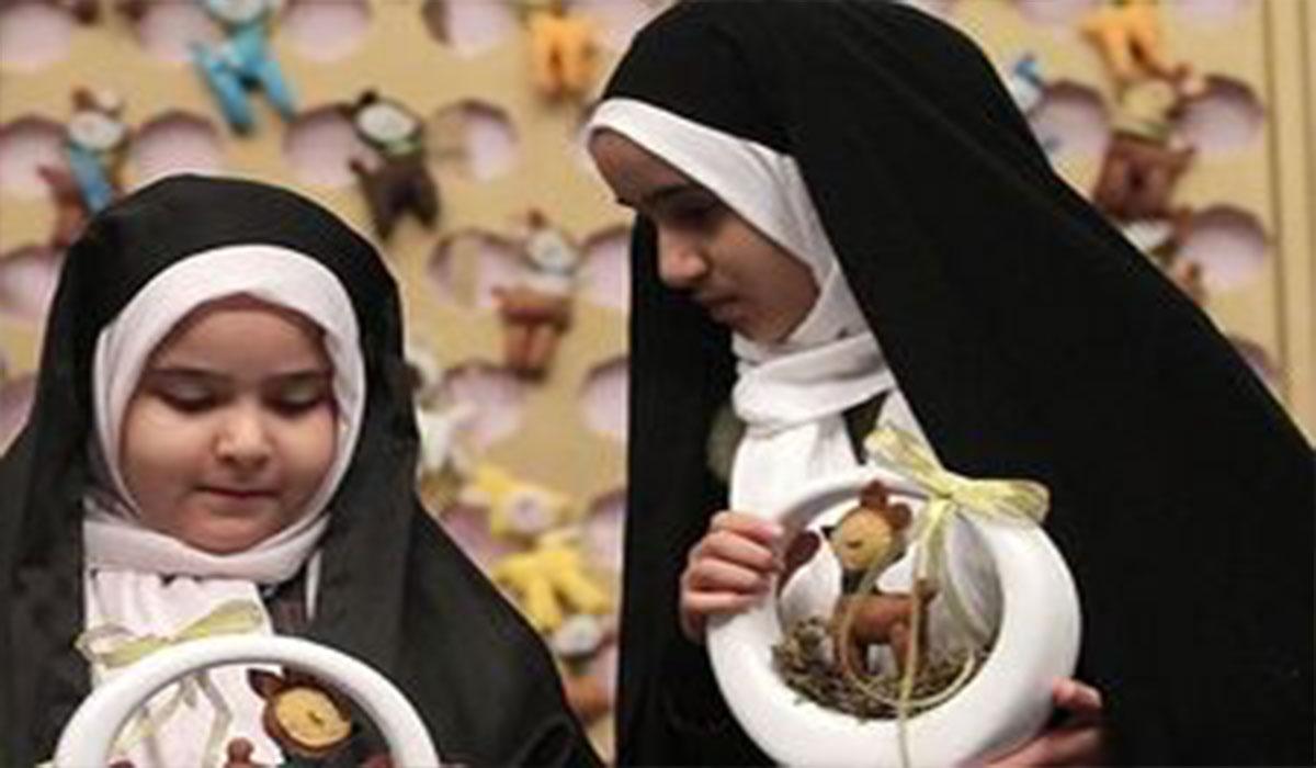نماهنگ ریحانه بهمناسبت روز دختر