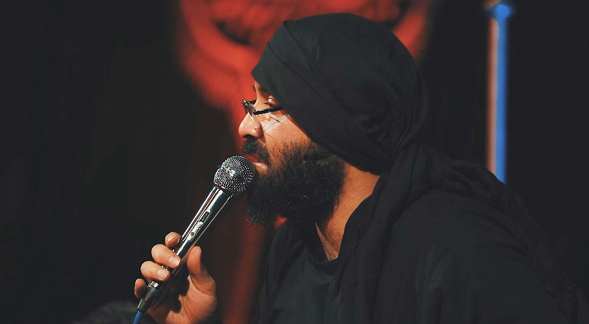 نماهنگ | اعلا رقیه ست / حاج عبدالرضا هلالی