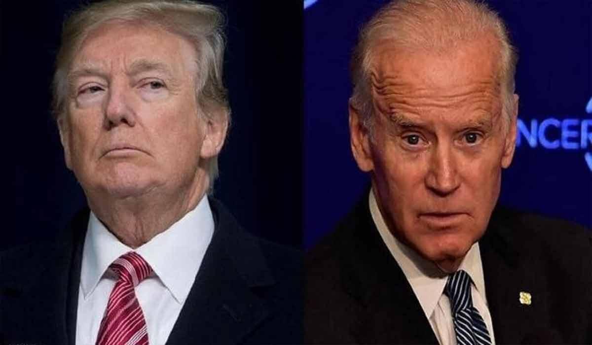 خلاصه مناظره آخر ترامپ و بایدن، دروغ