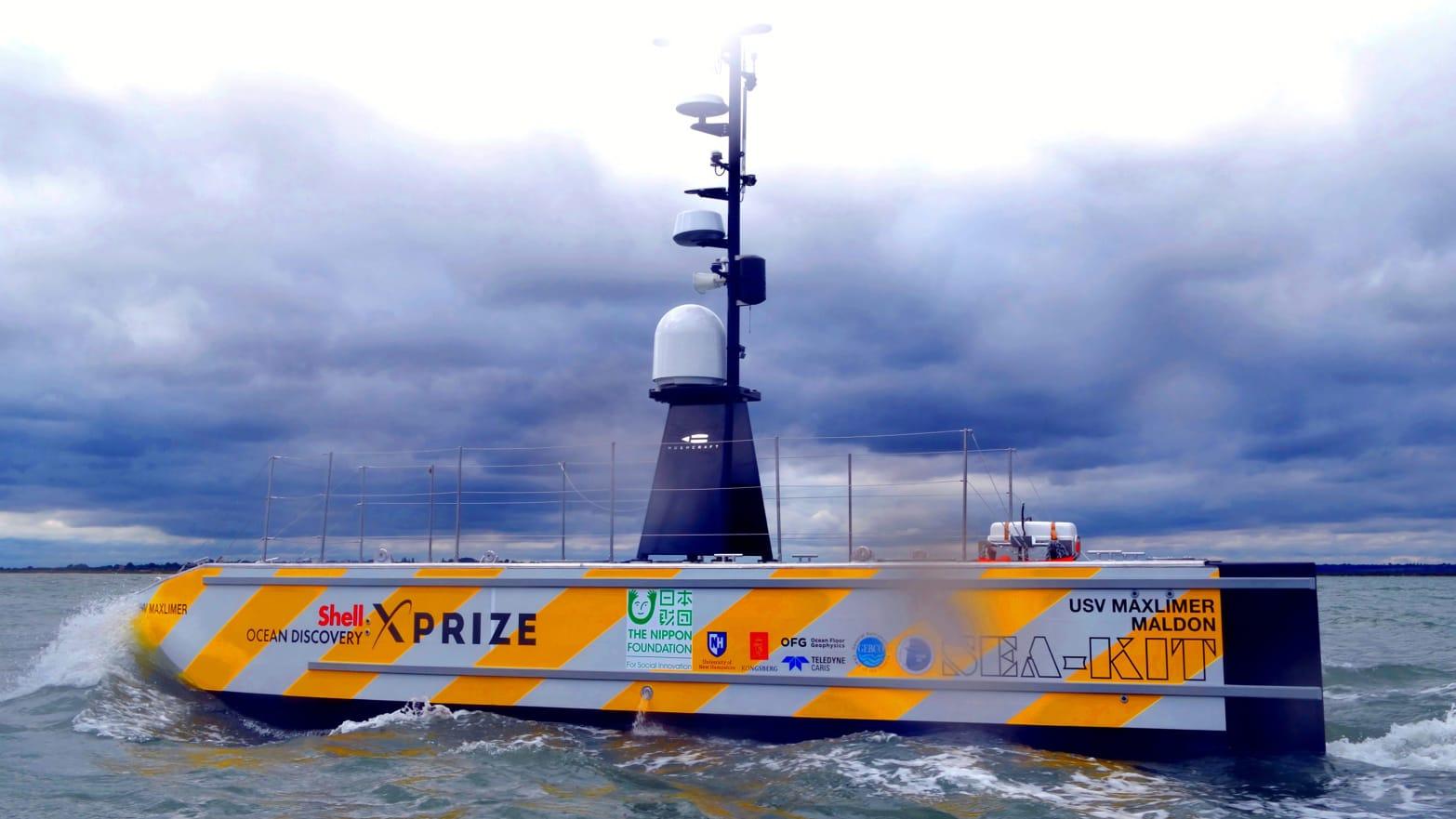 سیستم پیشرفته تخلیه کشتی