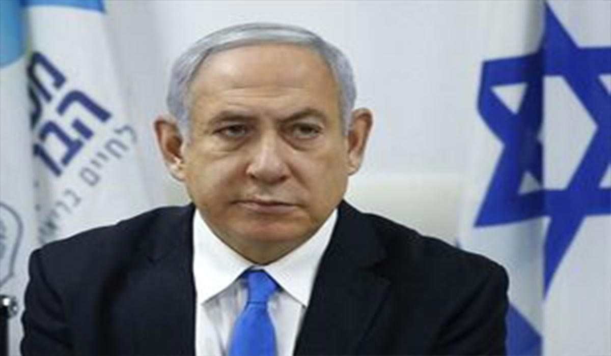 هو شدن نتانیاهو توسط هم وطنانش!