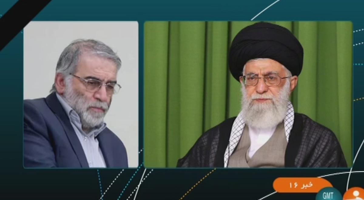 پیام رهبر معظم انقلاب درپی ترور دانشمند هستهای و دفاعی شهید محسن فخری زاده