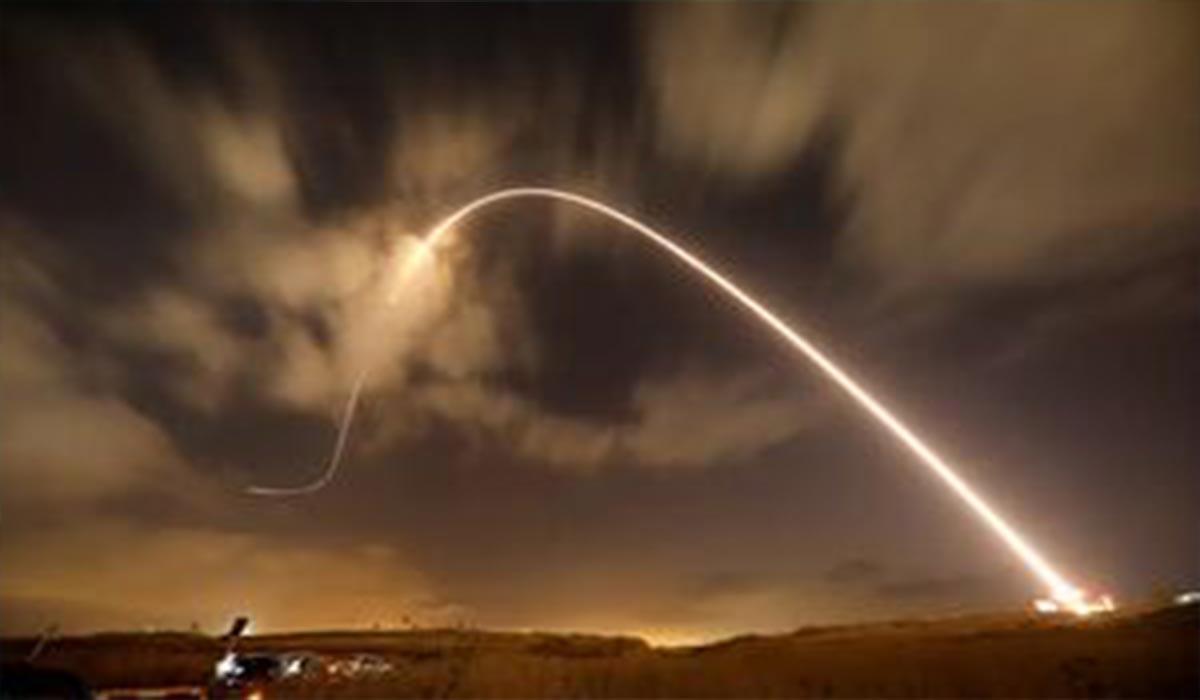 لحظه حمله موشکی به صهیونیستها