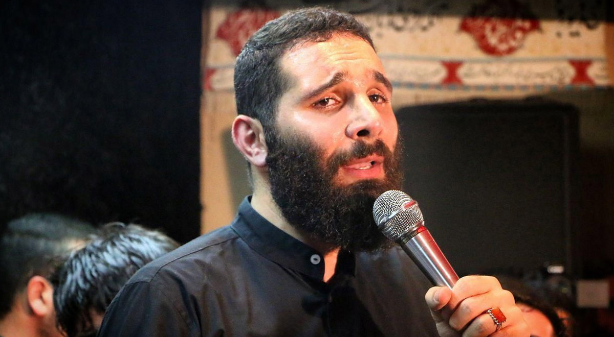 نماهنگ | حب الحسنم ایمانم / محمد حسین حدادیان