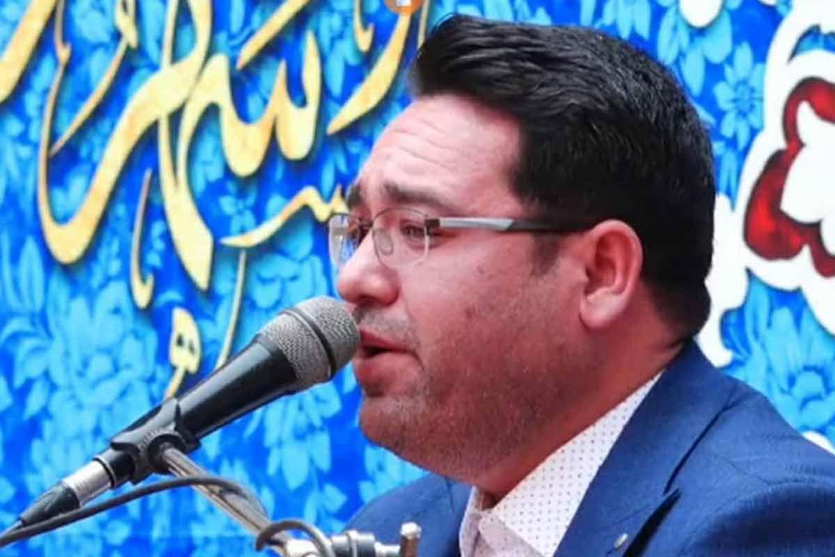 تلاوت آیه 80-81 سوره اسراء/ سیدمحمدجواد حسینی