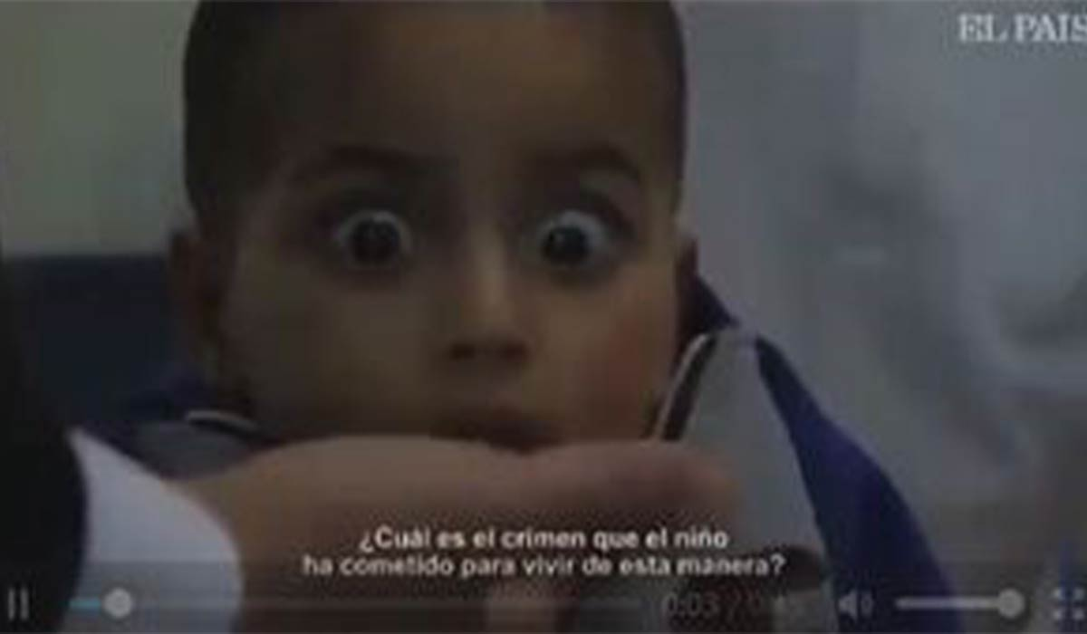 حمله های اسرائیل و آسیب روانی کودکان فلسطینی!