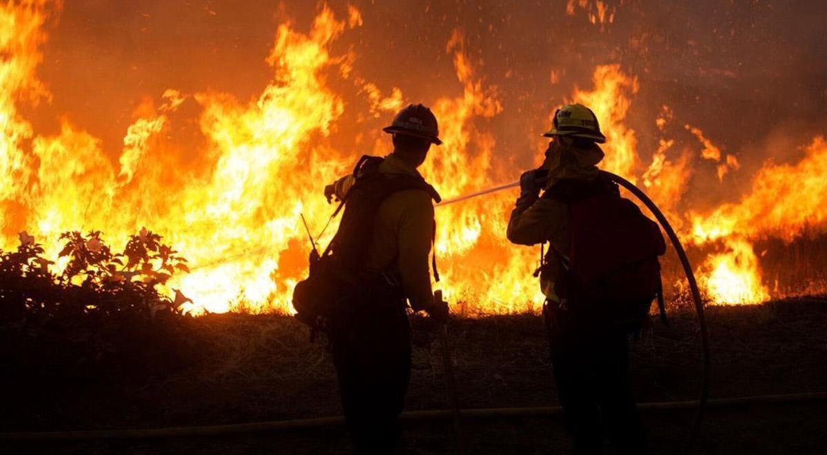 آتشسوزی در گمرک مرزی ایران و افغانستان