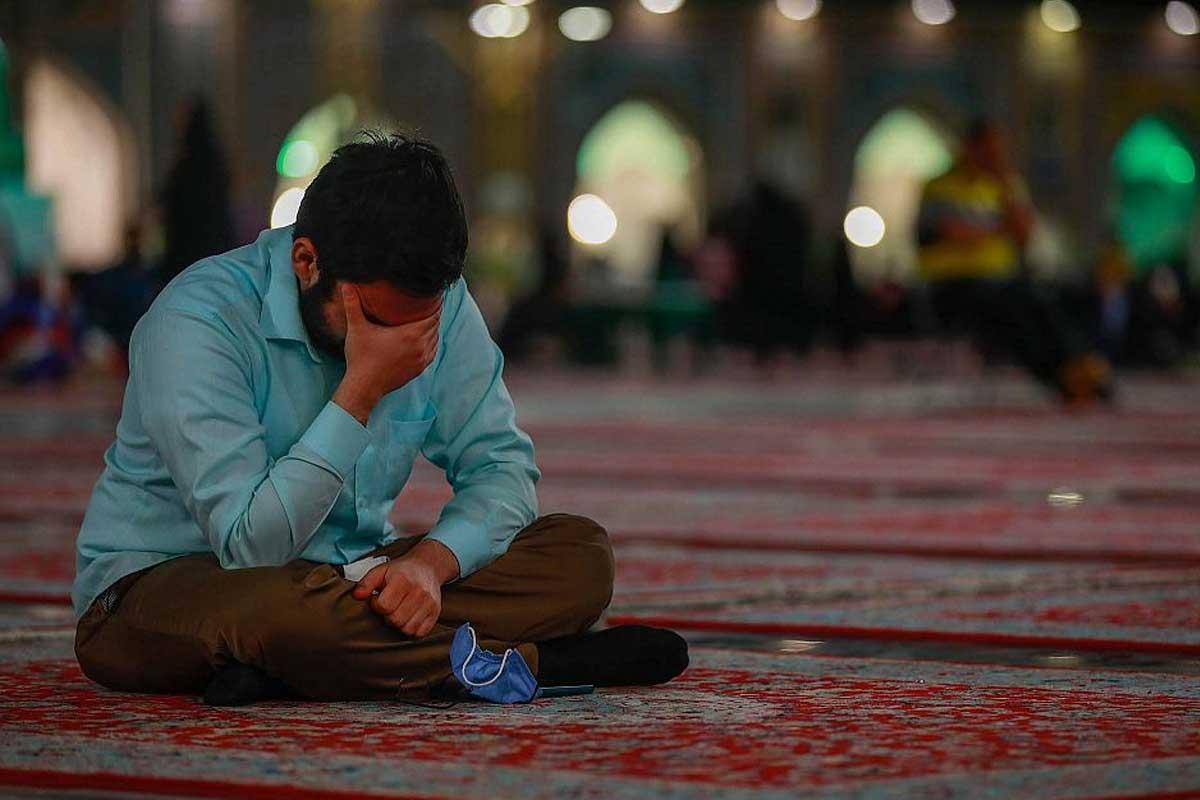 استوری | مناجات عربی با خدا