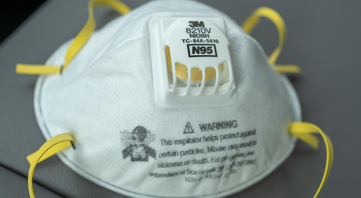 ماسک ساده رو به ماسک با پوشش تبدیل کنید