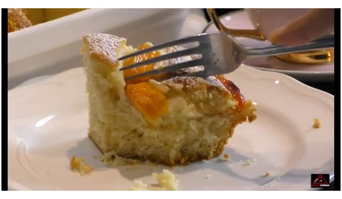 کیک | کیک پای انبه
