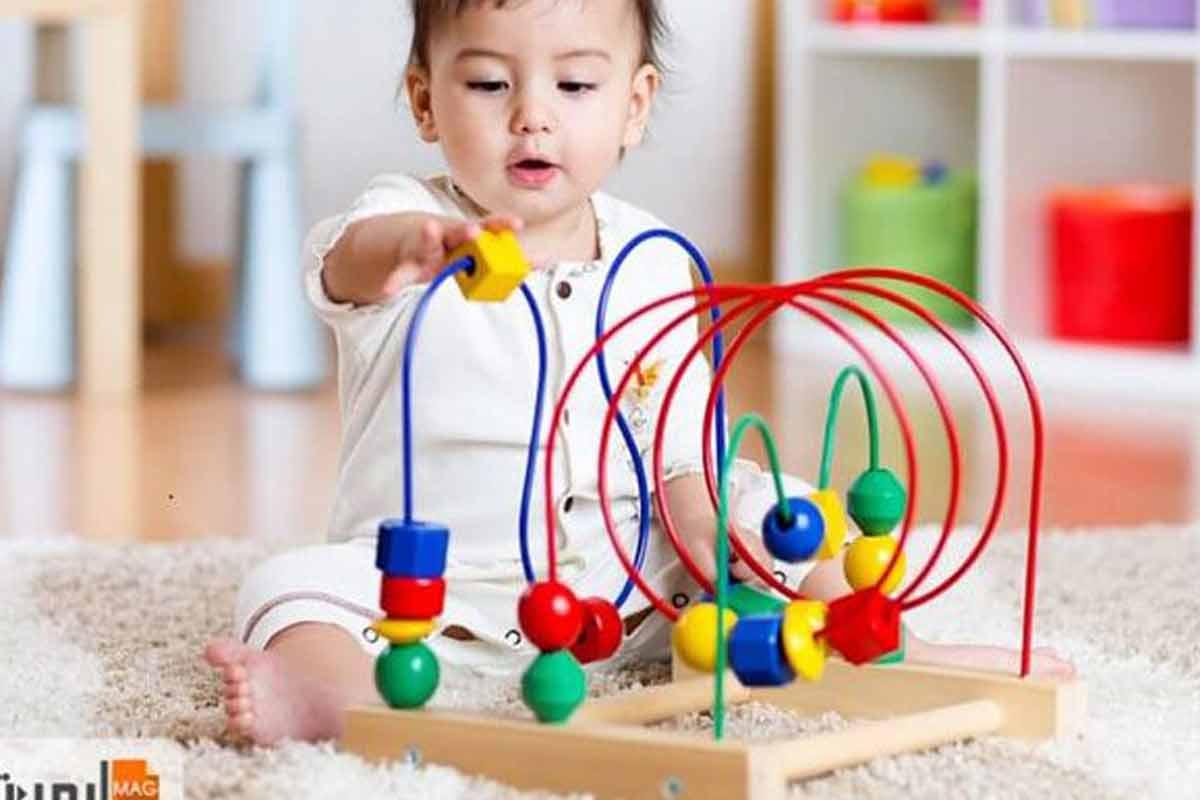کلی بازی جذاب برای کودکان در خانه