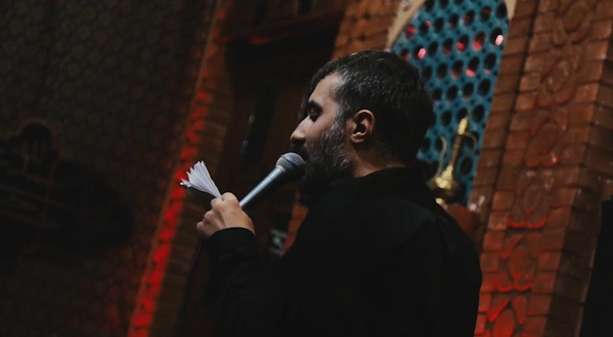 مداحی شهادت امام جواد(ع)/ پویانفر: از باب المراد تا باب الجواد