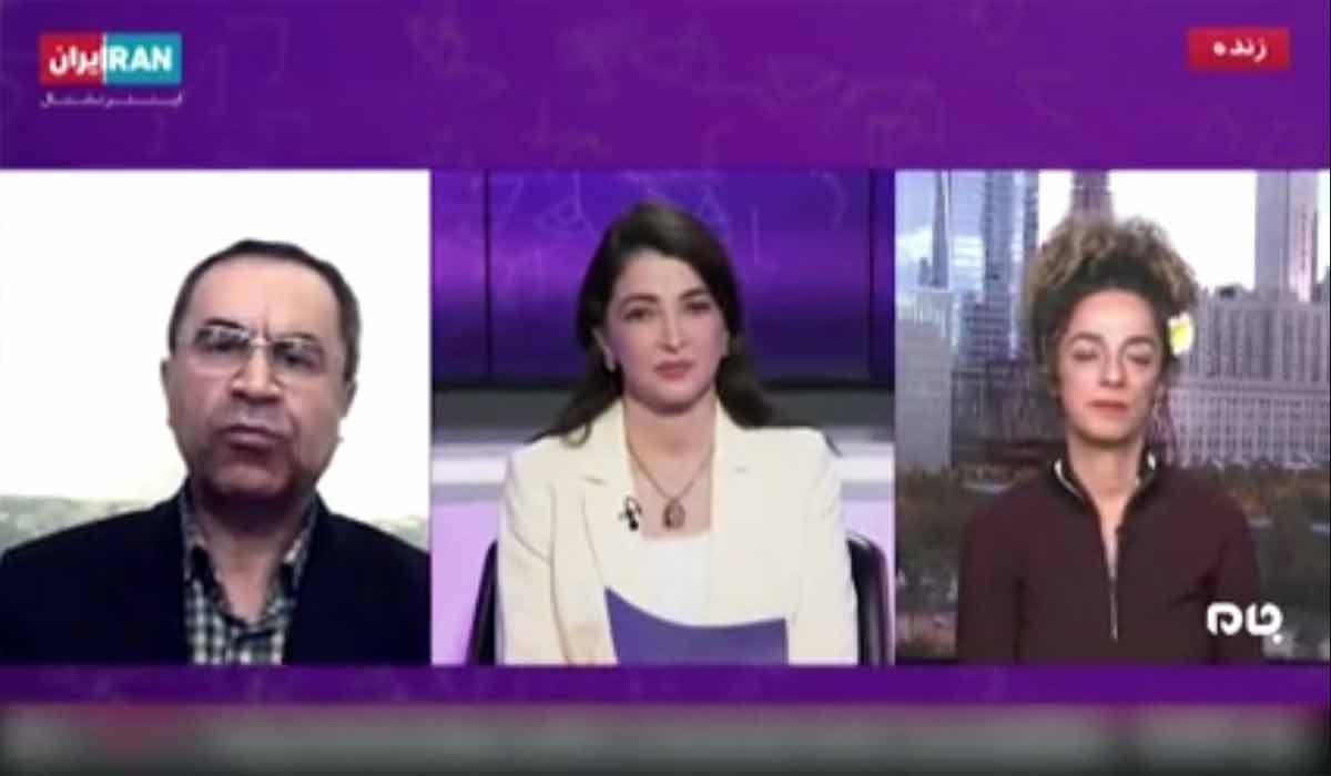 حرف های کارشناس ایرانی علیه مسیح علینژاد