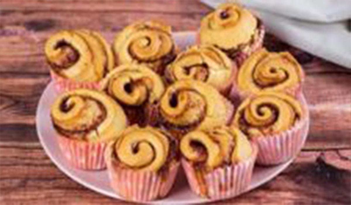 شیرینی|طرز تهیه رول های شیرینی با مربا