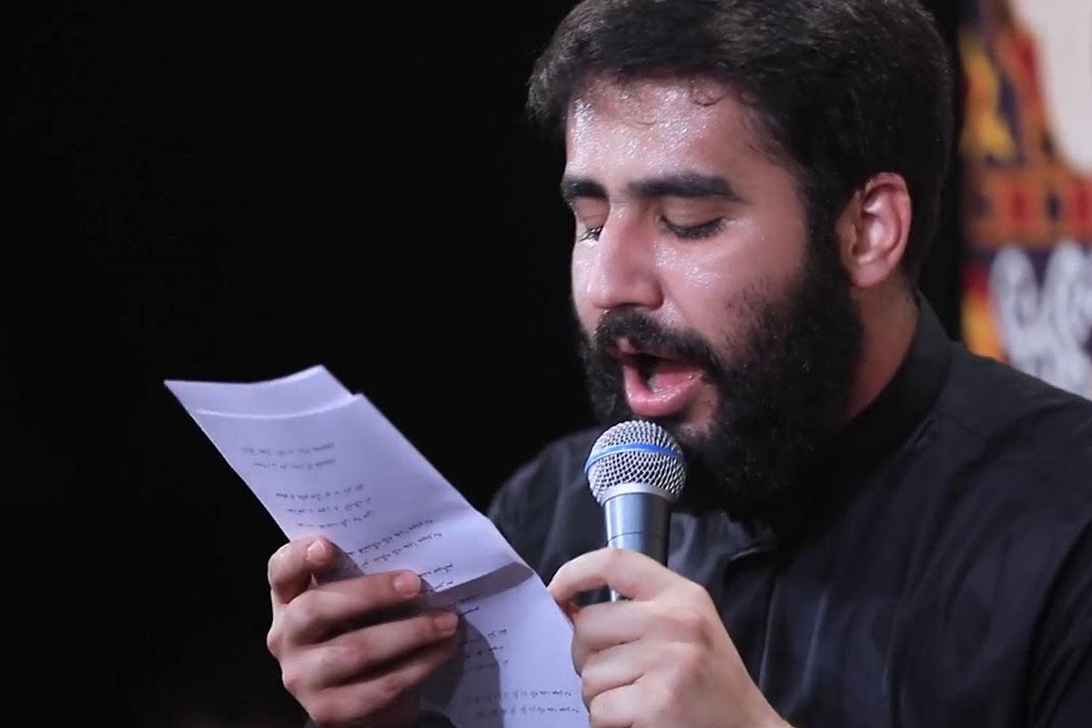 مداحی سالروز تخریب قبور ائمه بقیع/ طاهری: تو عاشقی چه حالیه