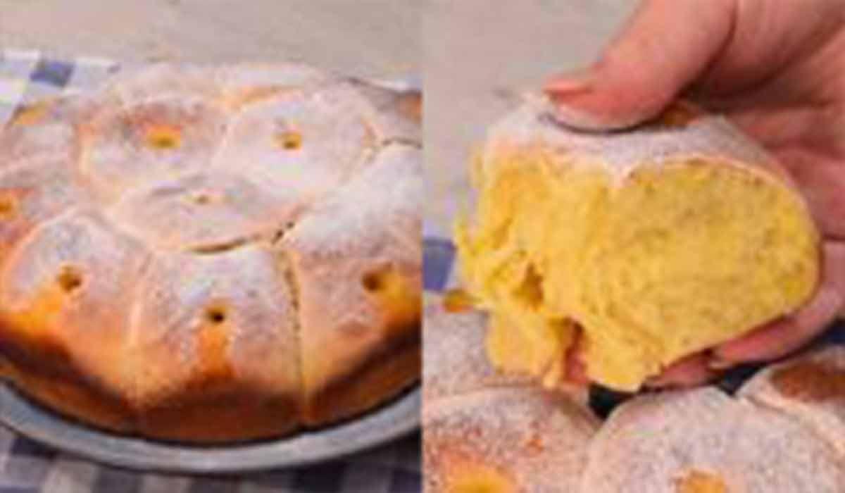 آشپزی|طرز تهیه نان پرتقالی