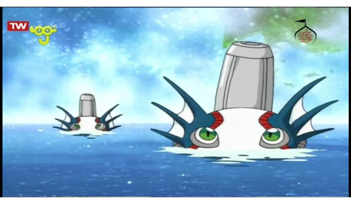 کارتون دیجیمون/ قسمت سی و پنجم