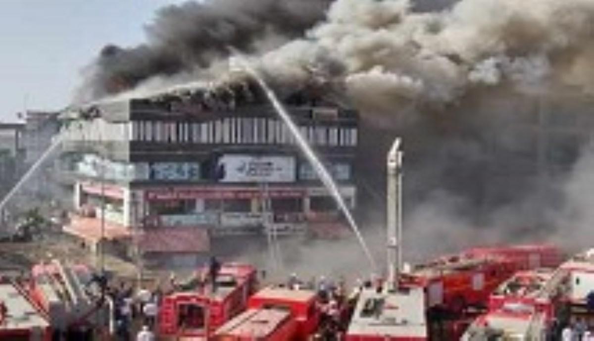 خودکشی دانش آموزان برای فرار از آتش